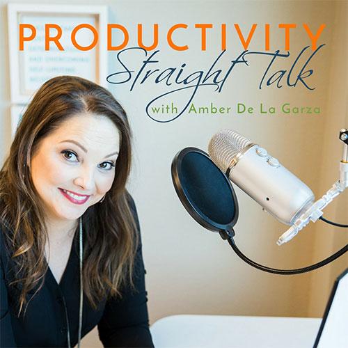 Productivity Straight Talk Podcast